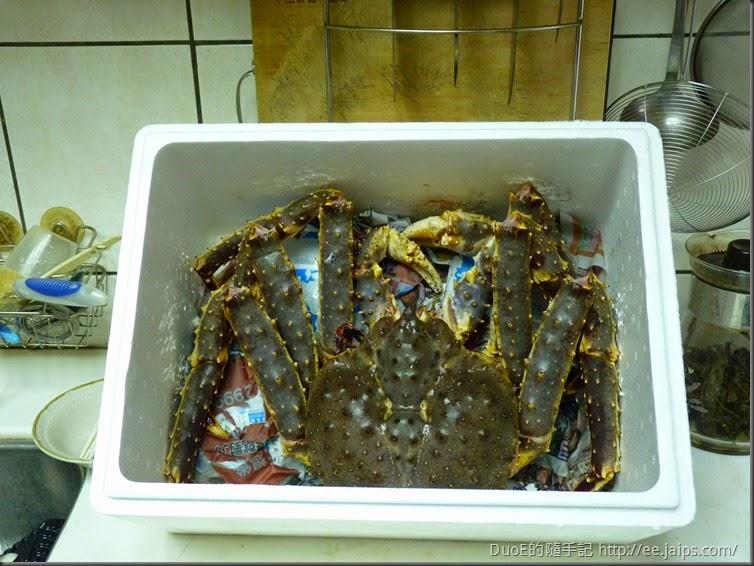 北海道巨無霸帝王蟹