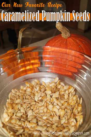 Make pumpkin seeds recipes that your family will actually eat! #recipes #pumpkin #yummy