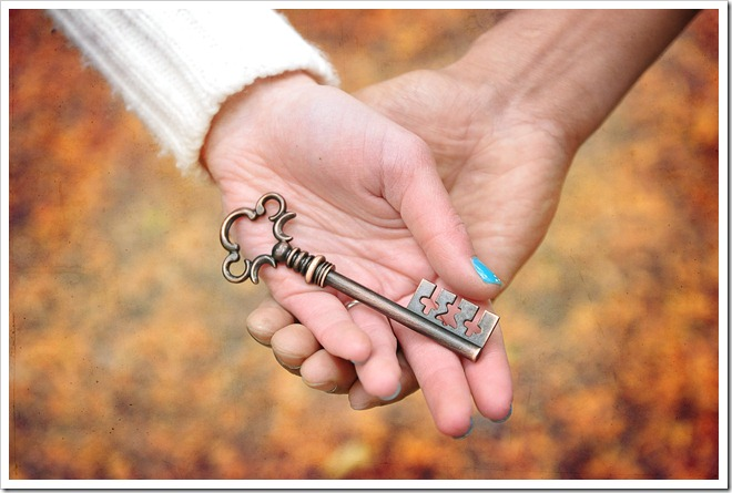 hold the key to my heart