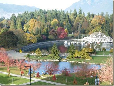 destinos turísticos de Canadá- Parque stanley