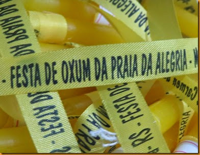 FITINHA DA FESTA OXUM
