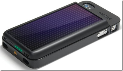 Solar-iPhone-Battery-Charger