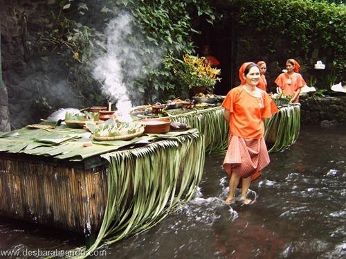 villa escudero Waterfall Restaurant restaurante na cachoeira desbaratinando  (7)