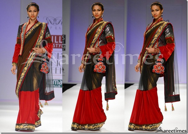 Rajdeep_Ranawat_Saree