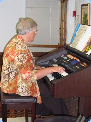 It was great to hear June McCrorie back playing at the Club and giving the Technics GA3 a good whirl.