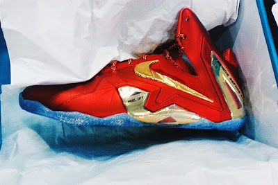 nike lebron 11 ps elite finals sample 2 01 Nike May Still Release Nike LeBron 11 Elite SE Finals