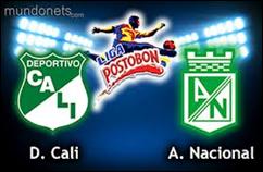 Atlético Nacional y Deportivo Cali en Gran Final de Colombia