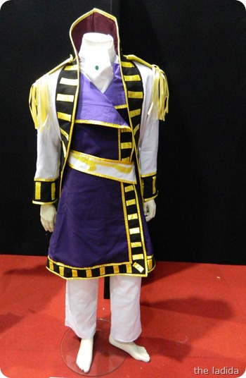 Animania Sydney 2012 World Cosplay Summit  - Prince Schneizel Lord Britannia from Code Geass by Lord Colts