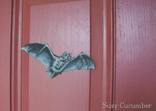 sc bat on door