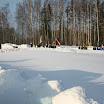 Tundmatu Eesti sõduri haual Veclaicenes 2011