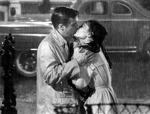 Hepburn, George Peppard,