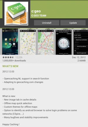 c:geo version 2012.12.12