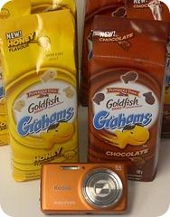 Prizing - Goldfish
