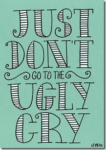 uglycry
