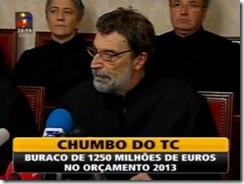 Tribunal Constitucional chumba 4 normas. Abr.2013