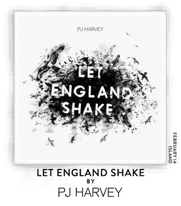 Let England Shake by PJ Harvey