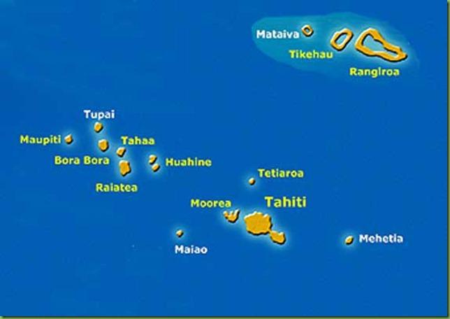 tuamotu map