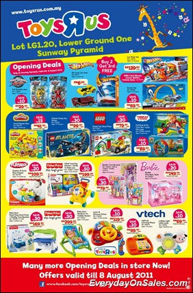 Toyrus-Sunway-Opening-Deals-2011-B-EverydayOnSales-Warehouse-Sale-Promotion-Deal-Discount