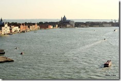 Adeus Veneza!