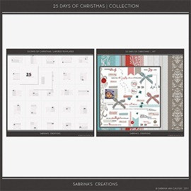 25 Days of Christmas Collection
