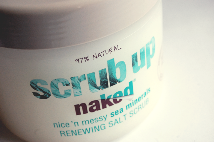 Naked Scrub Up Body Scrub