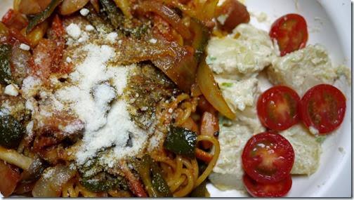 超簡単,超美味いナポリタン スパゲッティ♪How to Make Spaghetti Napolitan