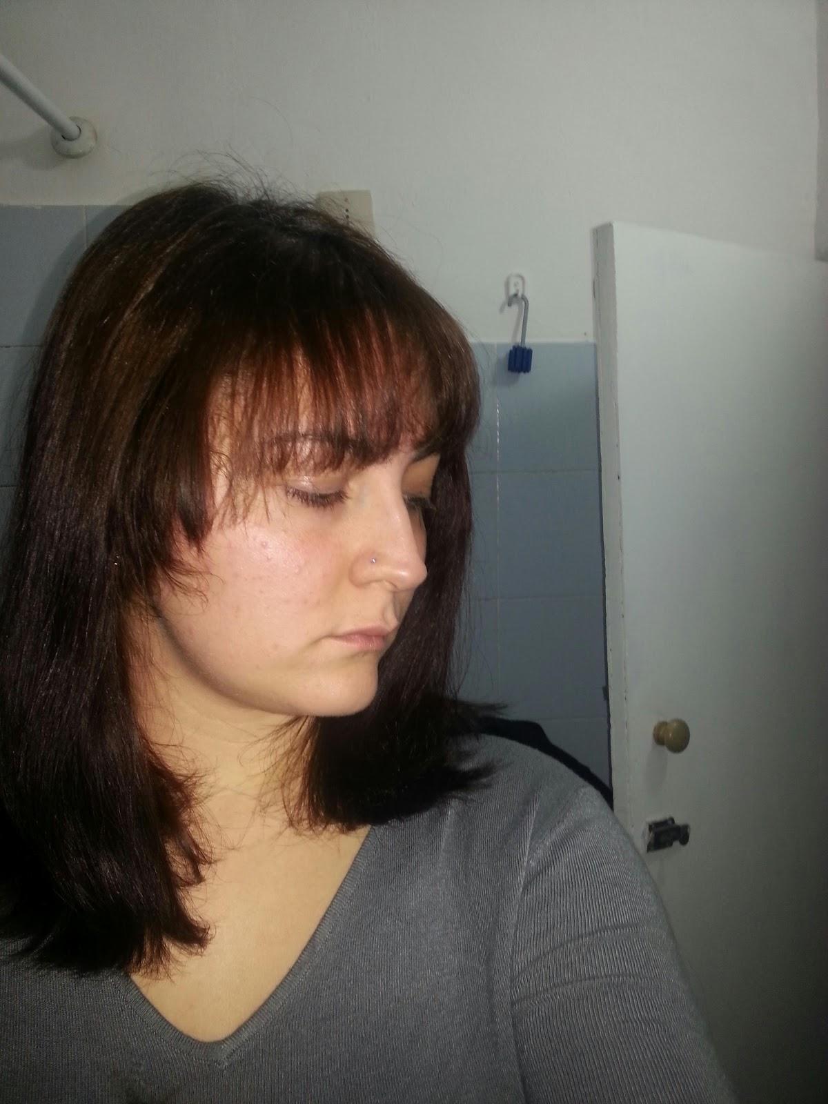 Mezzi per una ricostruzione di capelli da Estelle