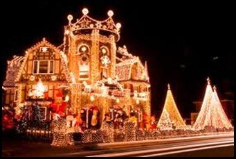 christmas lights one