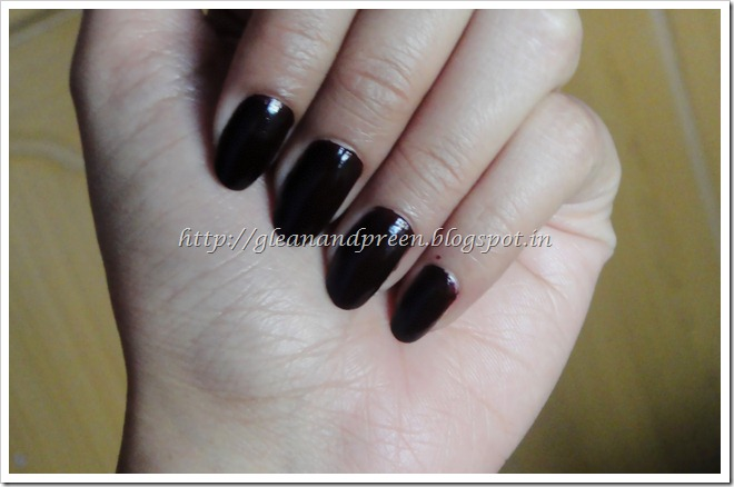 Loreal Color Riche NOTD