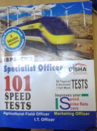 IBPS specialist officer practice book review 1