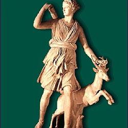 34.- Artemisa cazadora. Atenas
