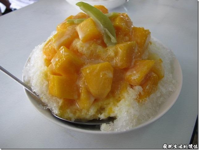 台南-莉莉水果店,芒果冰