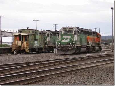 IMG_6365 BNSF Equipment at Centralia on May 12, 2007