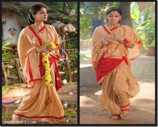 Nayanathara_Cotton_Saree
