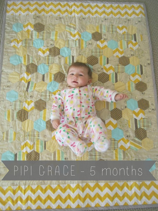 Pipi Grace 5 months