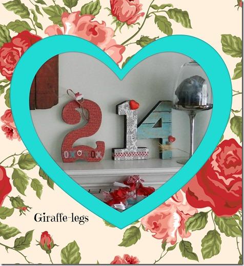 valentine mantel 2013 3