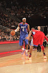 lebron james nba 130217 all star houston 62 game 2013 NBA All Star: LeBron Sets 3 pointer Mark, but West Wins
