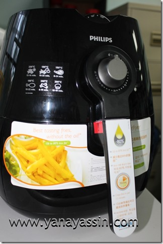 Philips Viva Collection Airfryer HD9225  127