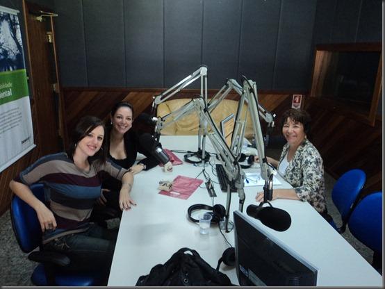 Entrevista Cruzeiro FM.