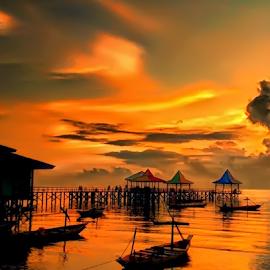 ngenteni by Sam Hidayat - Instagram & Mobile Android ( perahu )
