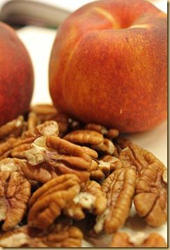 peaches & pecans