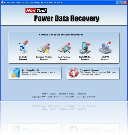 Mini Tool Power Data Recovery