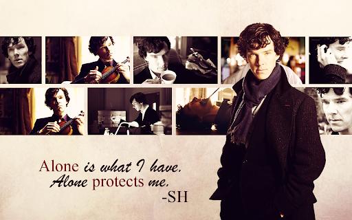 Sherlock Holmes Quotes Wallpaper Sherlock quote wallpaper