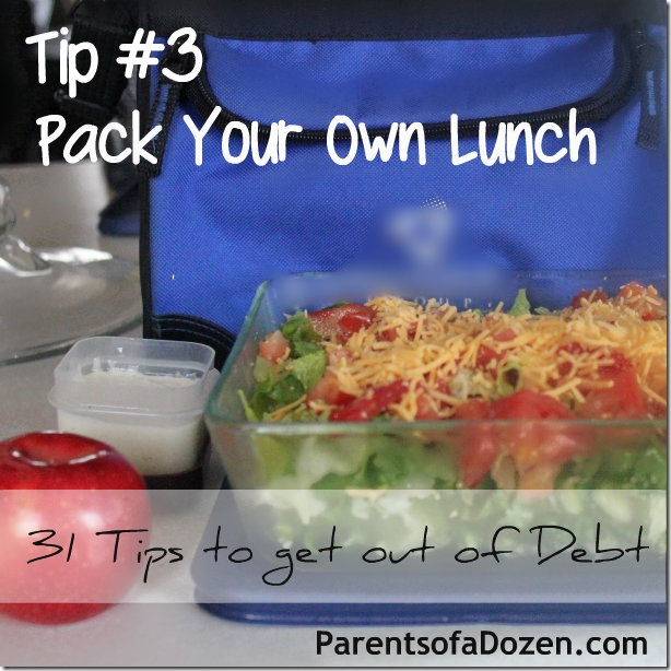 Tip 3 Pack a lunch 2012-10-03