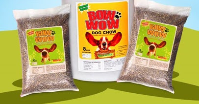Win bow wow dog food from handyman ednything for Cuisine 800 wow