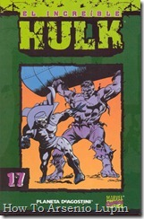 P00017 - Coleccionable Hulk #17 (de 50)