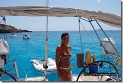 In rada alla Tabaccara - Lampedusa
