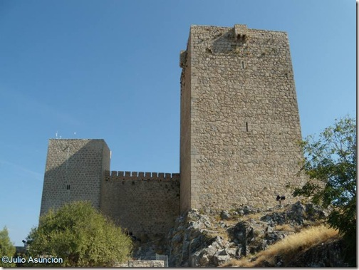 Castillo de Santa Catalina - Jaén