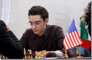 Fabiano Caruana, Italy