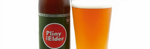 image of Russian River Pliny the Elder courtesy of Portlandbeer.org's Flickr page